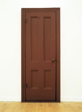 Brown Door 1990