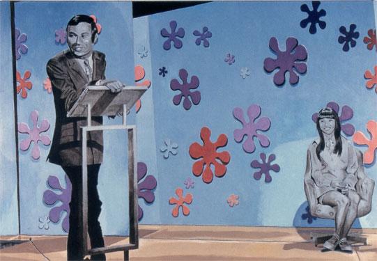 For the good times Richard Telles Fine Art, 1998