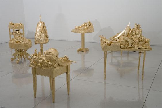The New Honeymooners Metro Pictures + Friedrich Petzel Gallery, 2008