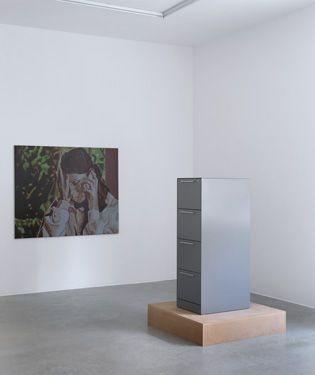 The Totality of All Things as They Actually Exist Galerie Barbara Weiss, 2010