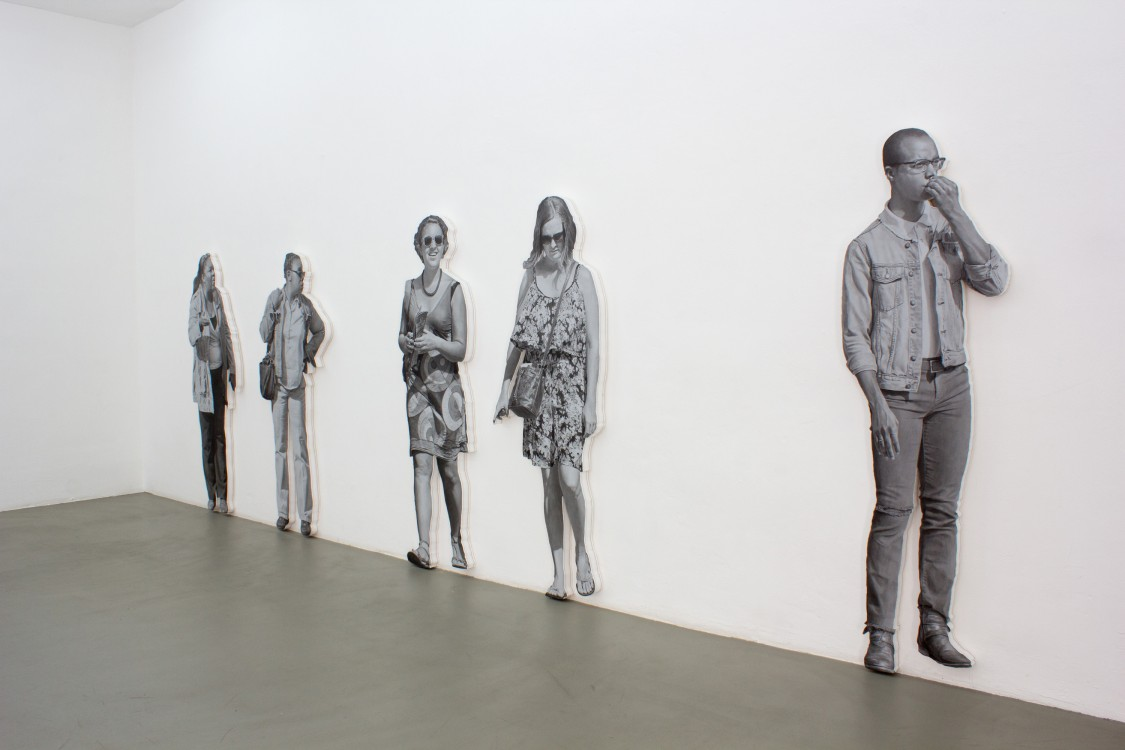 Paintings from the early 80s to the present Meyer Riegger Galerie, 2016