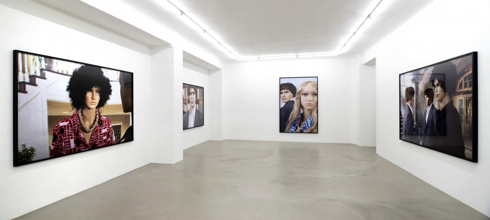 Other Subjectivities Meyer Riegger Galerie, 2019
