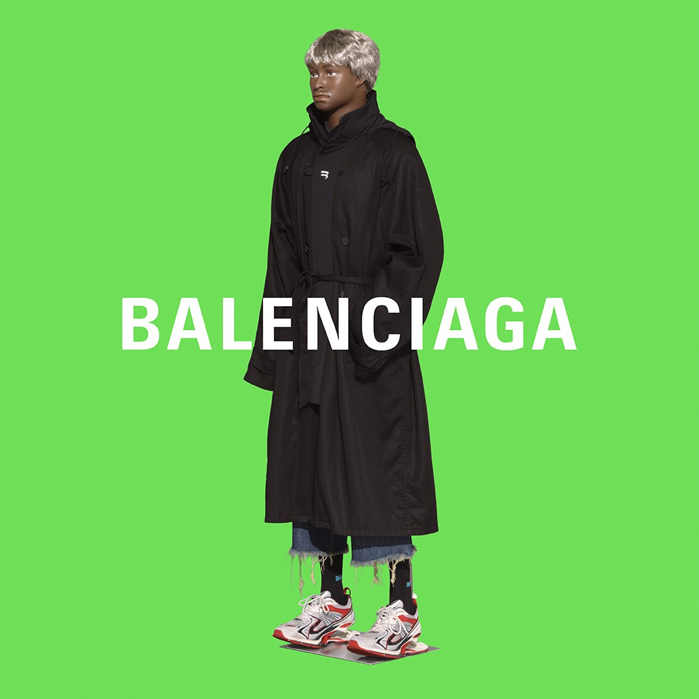 Ready-To-Wear, Balenciaga Summer 2021